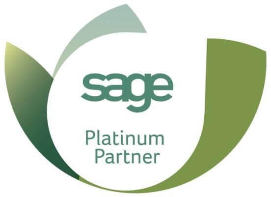 sage platinum partner logo