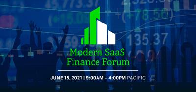 Sage Intacct Virtual Event: Modern SaaS Finance Forum