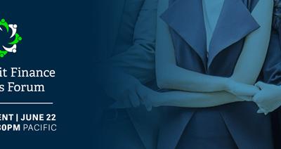 Sage Intacct Virtual Event: Nonprofit Finance Leaders Forum