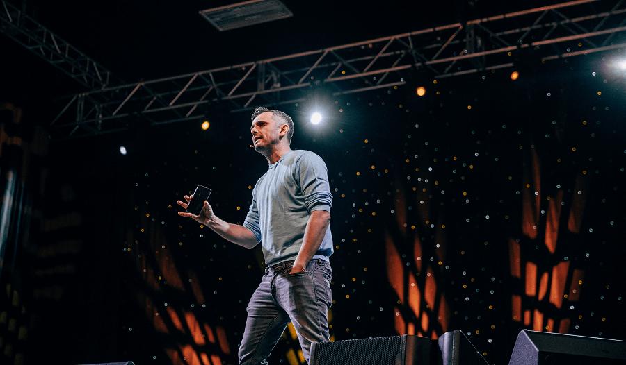 Gary Vaynerchuck speaking